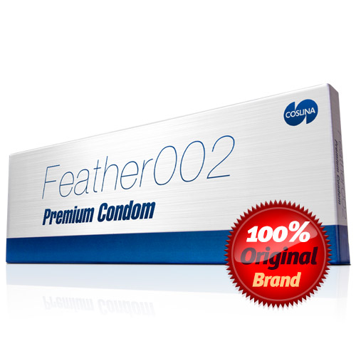 [Coslina] 페더 002 (초박형) 9P FEATHER 002 ULTRA THIN